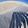 What it was like to have a family trip to White Sands