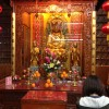 What it was like to visit a Buddhist temple on Chinese New Year